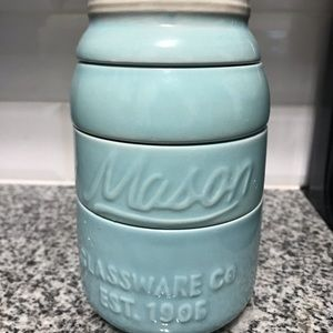 Other - World Market Mason Jar